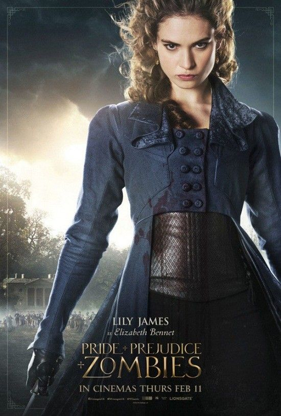 Pride and Prejudice and Zombies 10